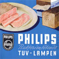 Philips TUV Lampen 1956